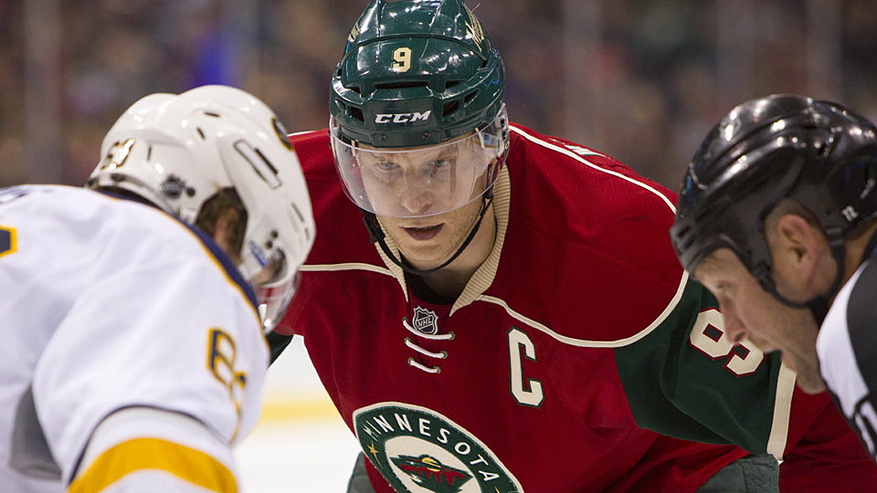 Mikko Koivu was expected to center Team Finland's top line in Sochi.