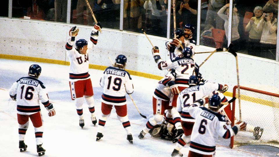34 years after the Miracle on Ice, the U.S. will take on Russia, this time on foreign ice, at the Sochi Olympics on Saturday.