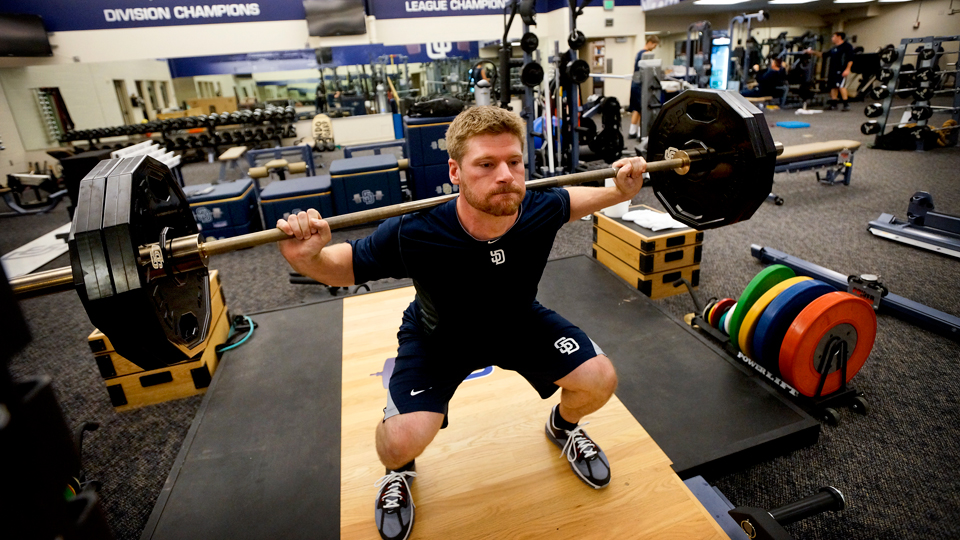 The 10 Key Weight Training Exercises For Mlb Si Com