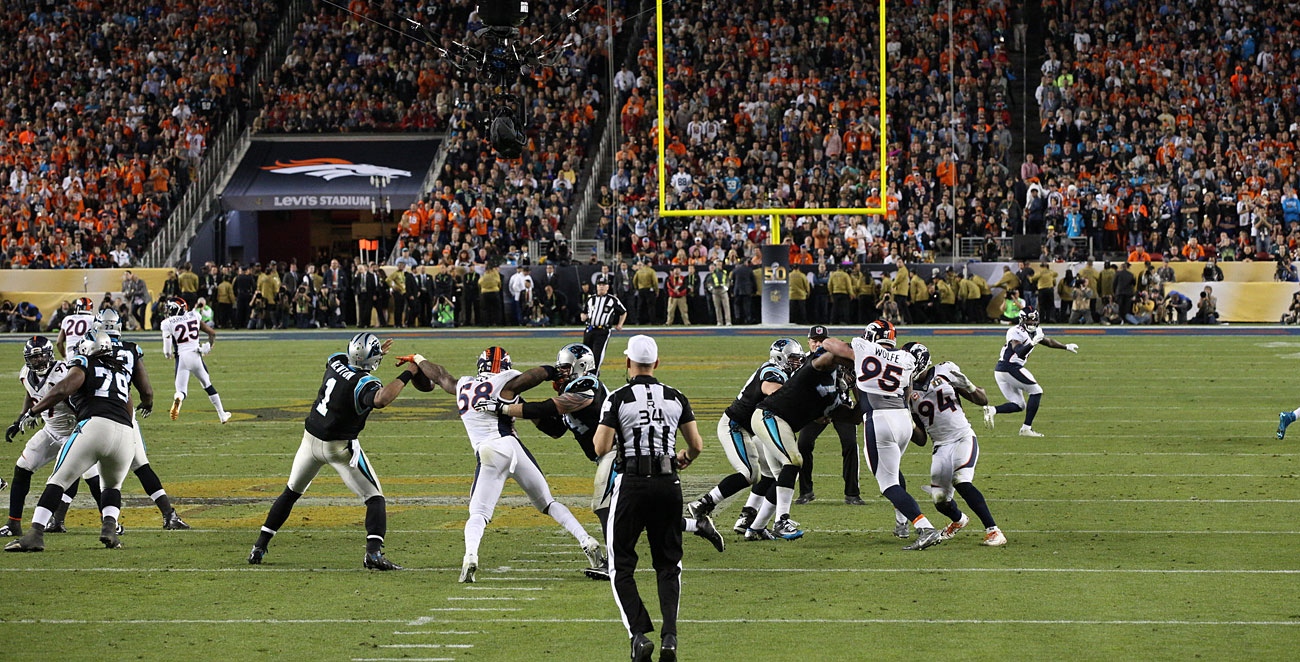 Miller's second strip—and Newton's hesitancy to contest the loose ball—sealed Carolina's fate.