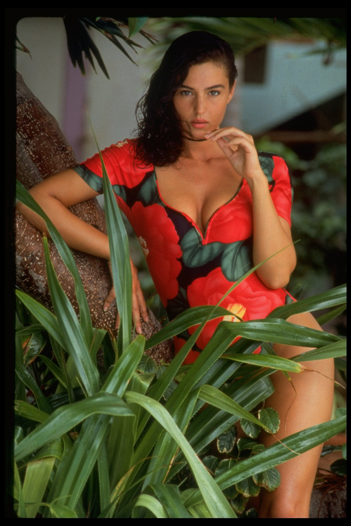 In the Caribbean for SI Swimsuit, 1991