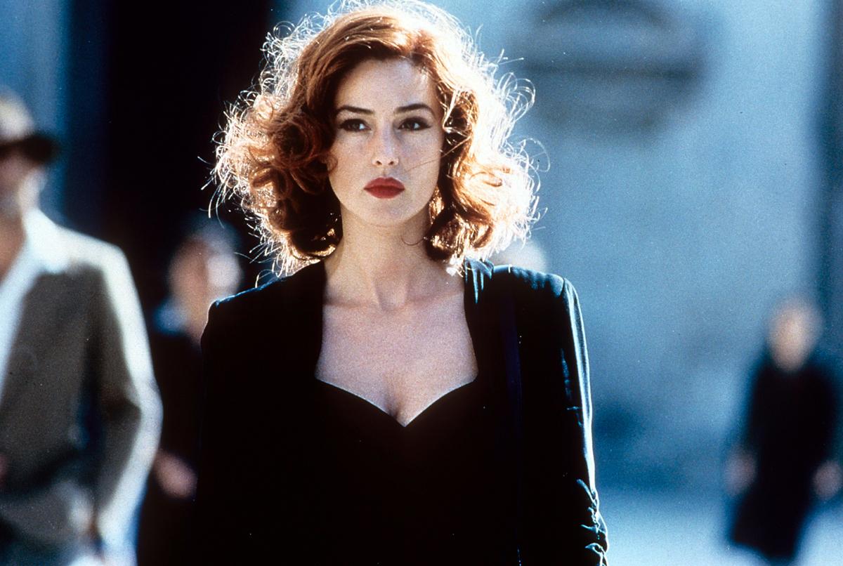 Starring in Malena, 1993