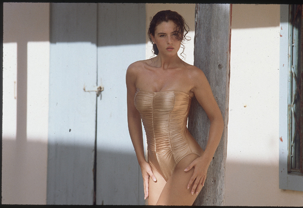Monica in the Caribbean, SI Swimsuit 1991