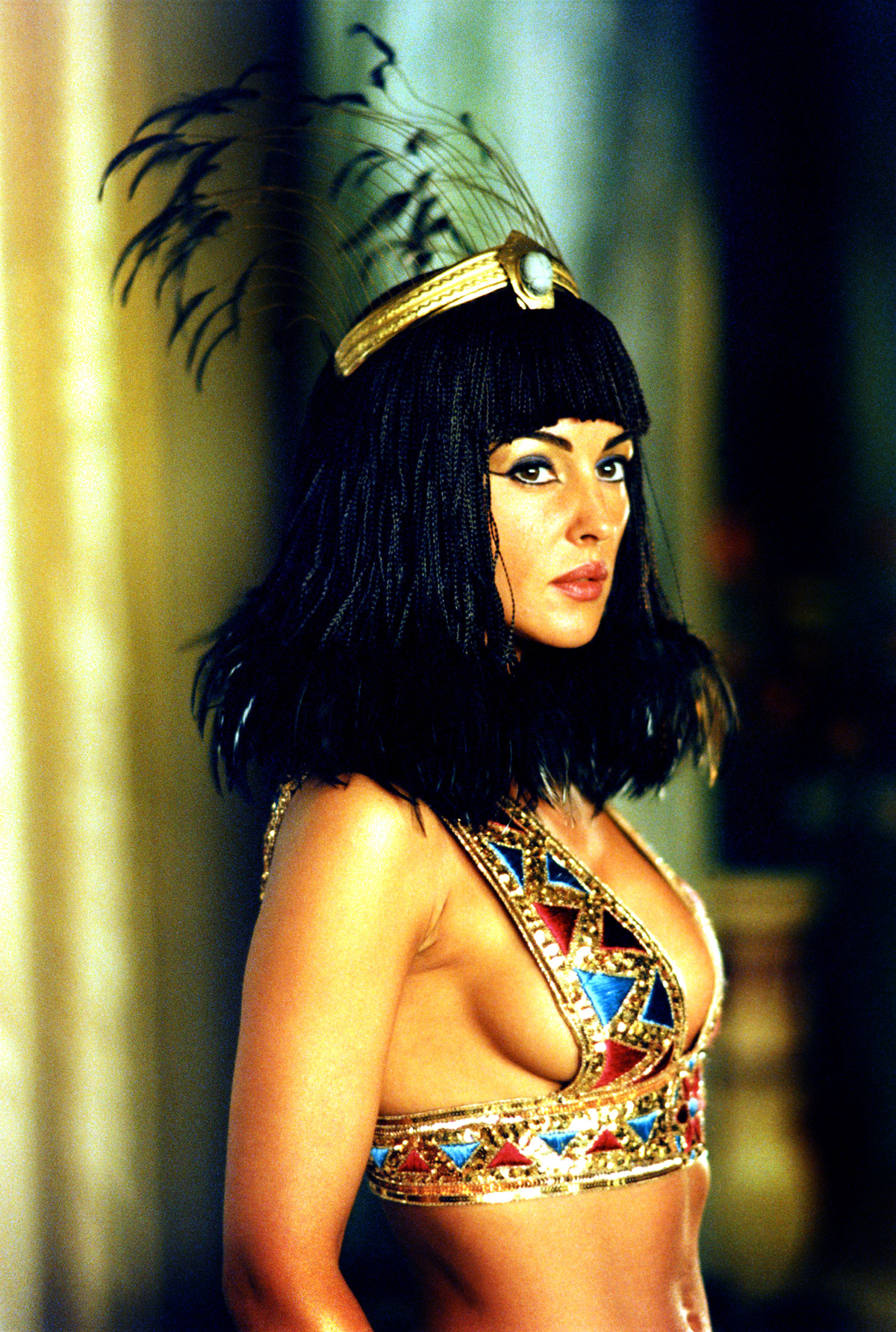 In Asterix and Obelix: Mission Cleopatra, 2002