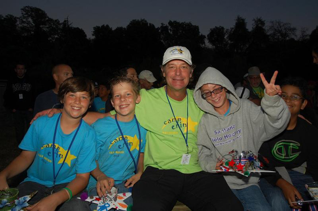 With 45 camps nationwide, Camp Erin is the largest network of free bereavement camps in the country.