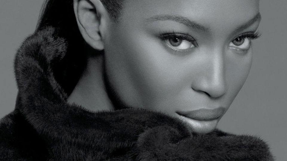 Naomi Campbell for Harper's Bazaar