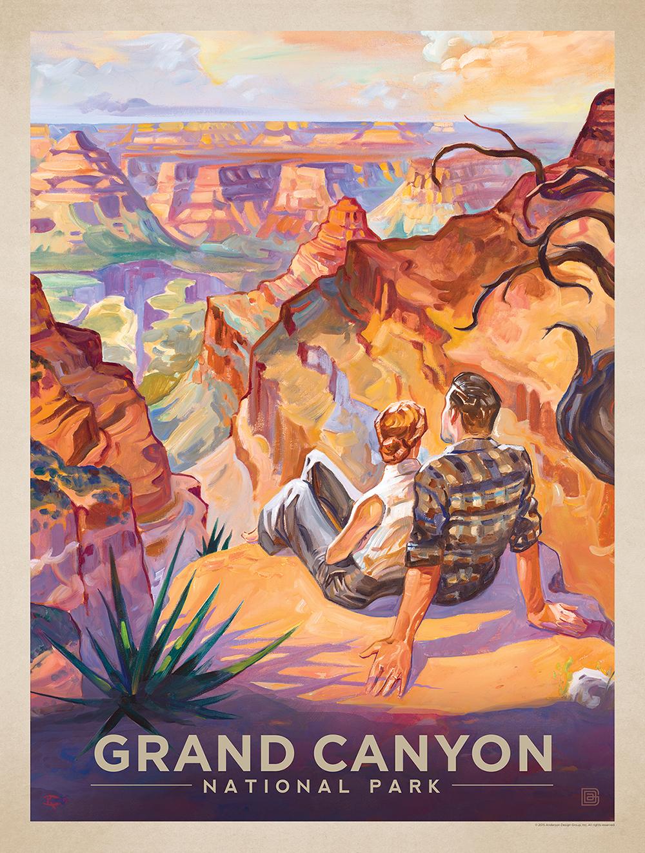 National Park no. 13, Arizona, established in 1919