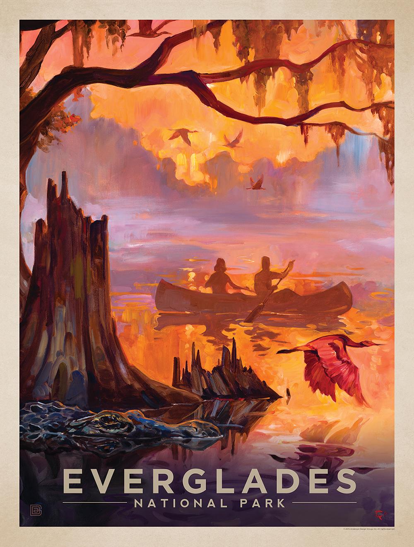National Park no. 26, Florida, established in 1947