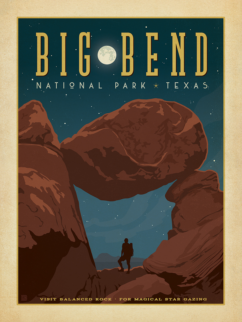 National Park no. 25, Texas, established in 1944