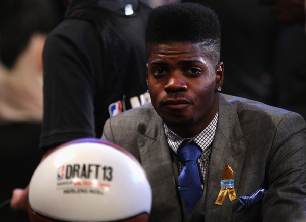 Nerlens Noel endured an agonizing wait.