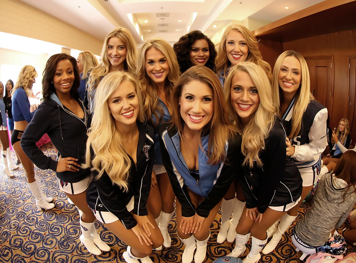 Sports Illustrated takes a look during the 2015 P-R-O Convention in Atlanta, which featured a new concept in the sport of Professional Cheerleading and Dance. Industry leading instructors and choreographers taught cheer and dance teams across the NFL, NBA, etc... valuable new techniques and routines for entertaining their fans throughout the season.