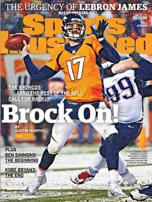 Some saw a blatant hold on this recent SI cover.