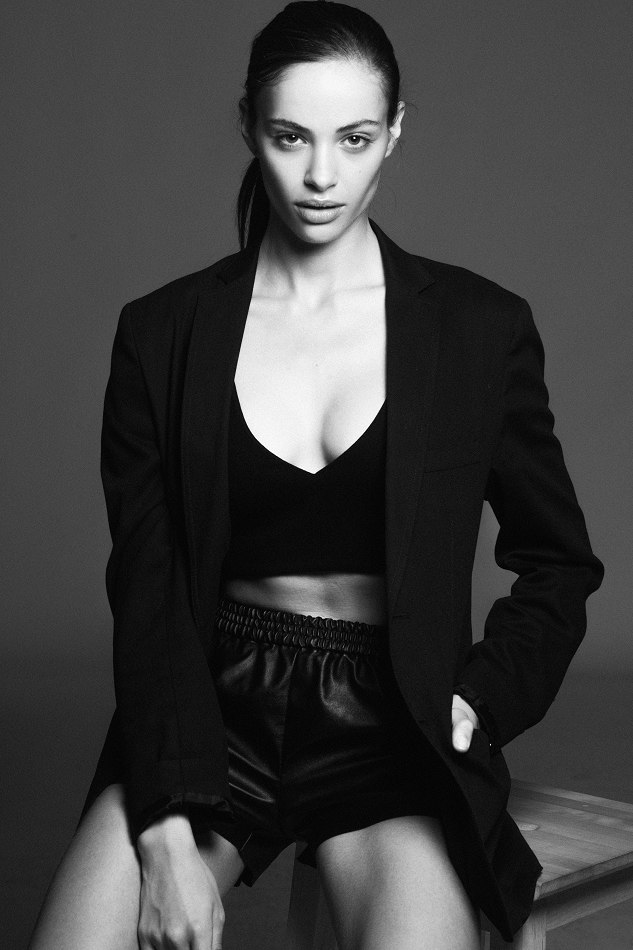 Nicole Meyer :: Courtesy of Wilhelmina Models