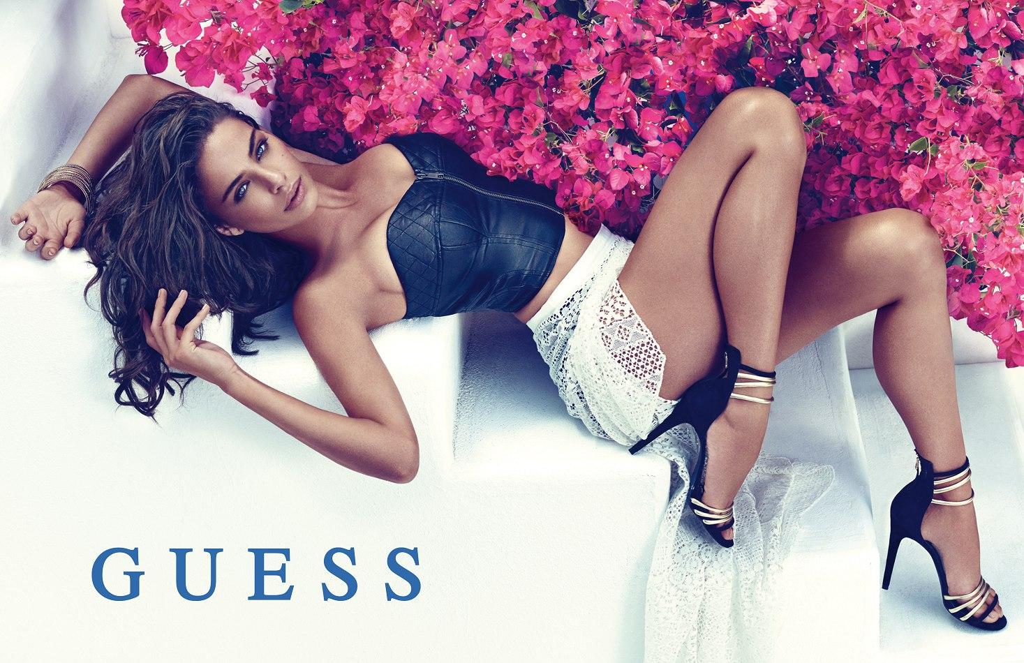 Nicole Meyer :: Courtesy of Wilhelmina Models