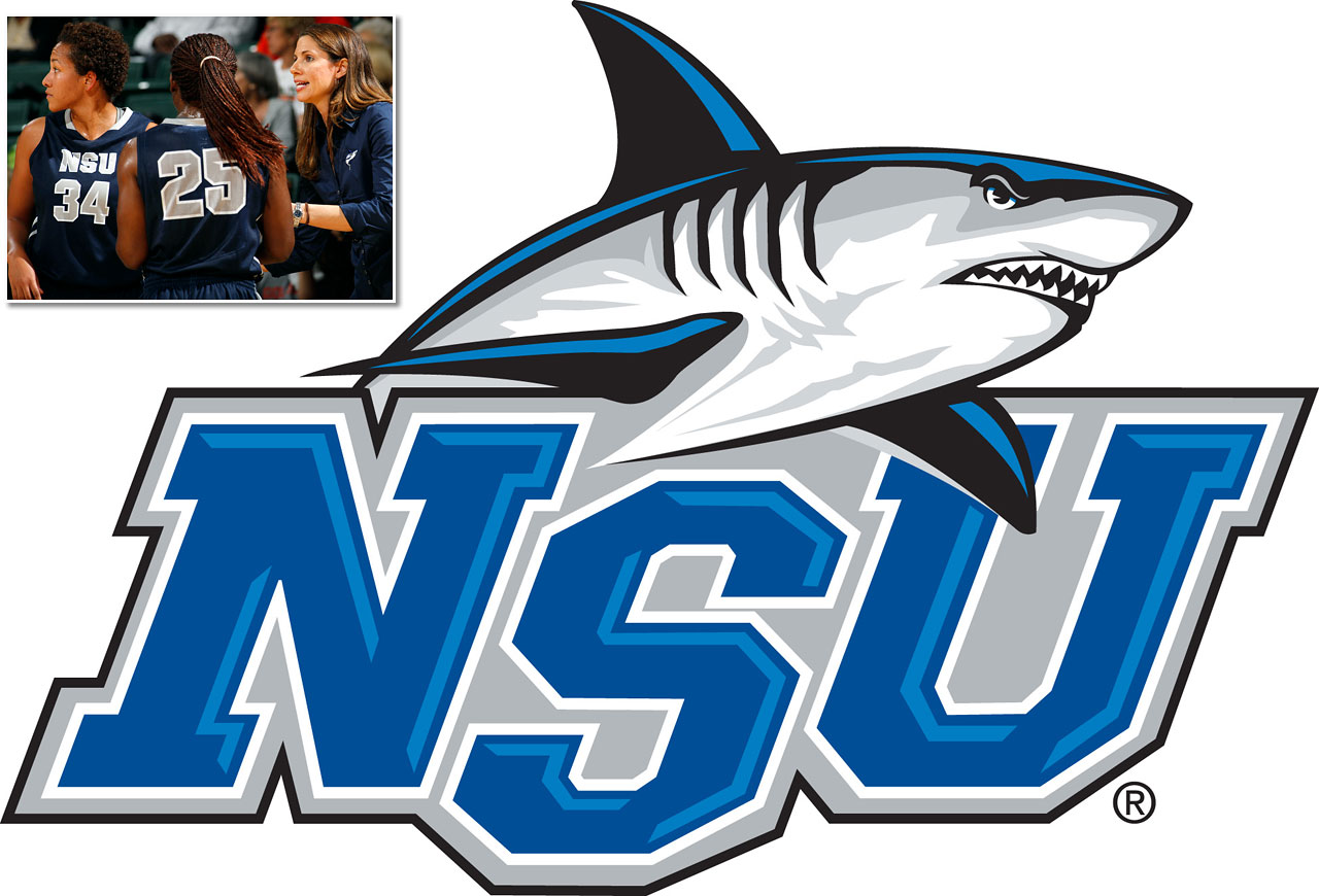 Nova Southeastern University is a Division II school that competes in the Sunshine State Conference.