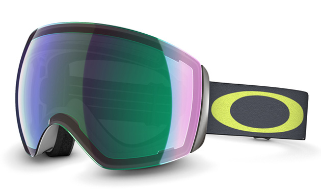 oakleys snowboarding goggles  Oakley debuts snow goggles that boast new high-tech Prizm lens ...