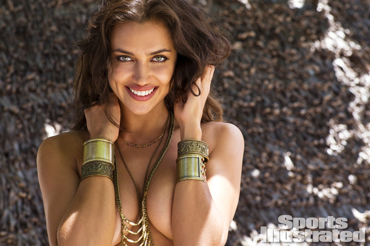 Irina Shayk was photographed by Derek Kettela in Madagascar.