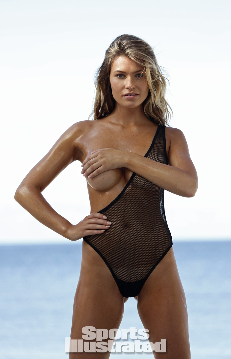 Samantha Hoopes Was Photographed By Walter Iooss Jr In St Lucia Swimsuit