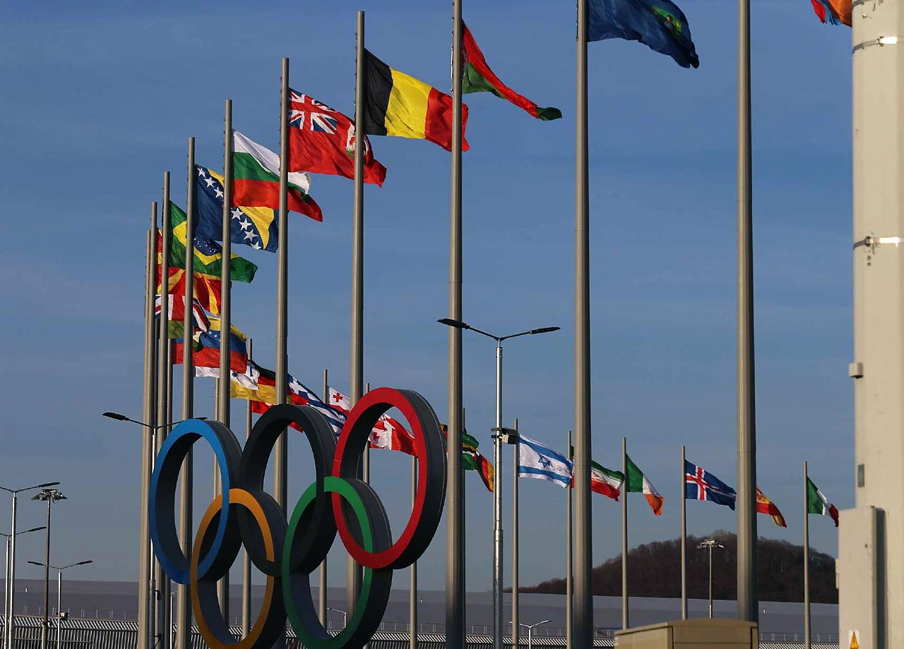 Eighty-five countries are competing in the Sochi Games, which feature 98 events, 12 of which are new.