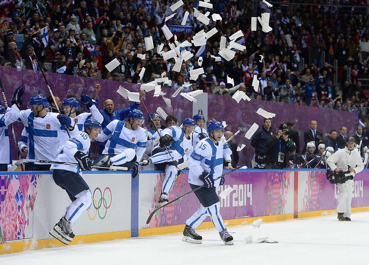 Finland has won four medals in the last five Olympics, more than any other nation in the NHL era.