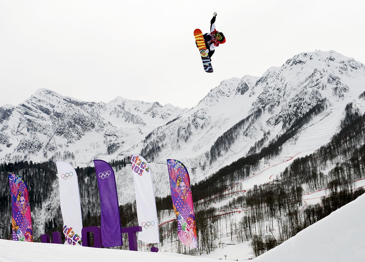 Women's Slopestyle Finals.