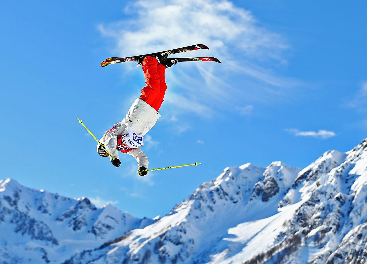 Men's Slopestyle Qualification.
