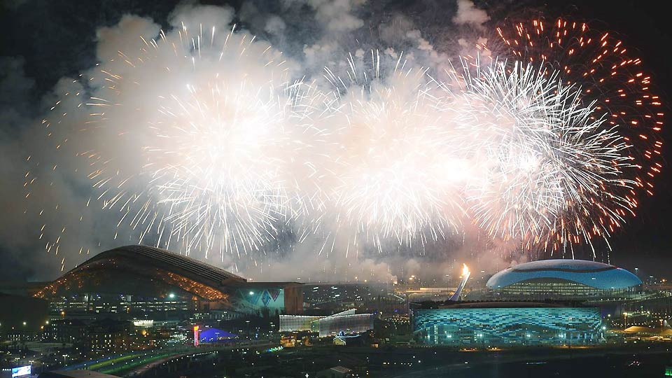 The closing ceremony on Sunday will bring a conclusion to the 18 days of competition at the Sochi Olympics.