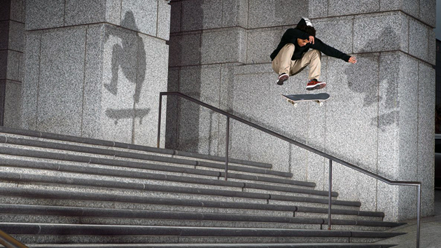 Paul Rodriguez writes about his love for skateboarding