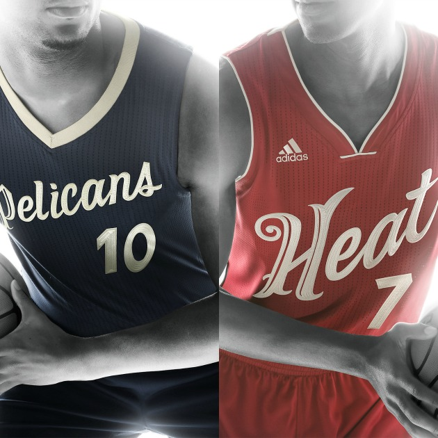 reputable site cc563 a778b Photos: NBA Christmas jerseys, socks unveiled for 2015 | SI.com