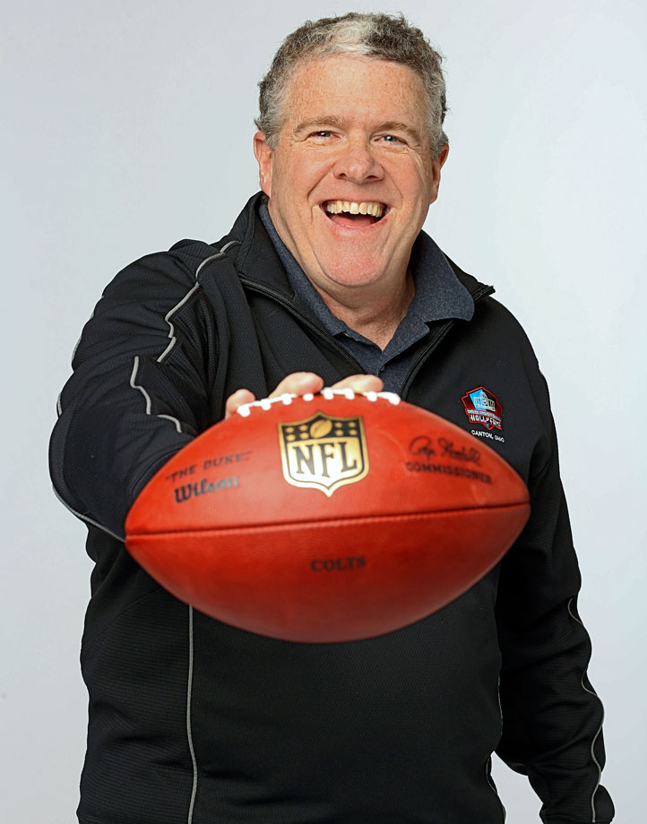 "King, recipient of the Pro Football Writers of America's Dick McCann Award in 2009, is perhaps best known for his ""Monday Morning Quarterback"" columns, but he has also authored several football books and appears regularly on television coverage of the NFL. He is the Editor in Chief of TheMMQB.com."