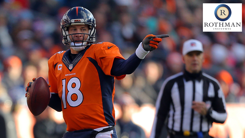Sports medicine professionals have become more and more interested in the same neck injury suffered by Denver Broncos quarterback Peyton Manning.