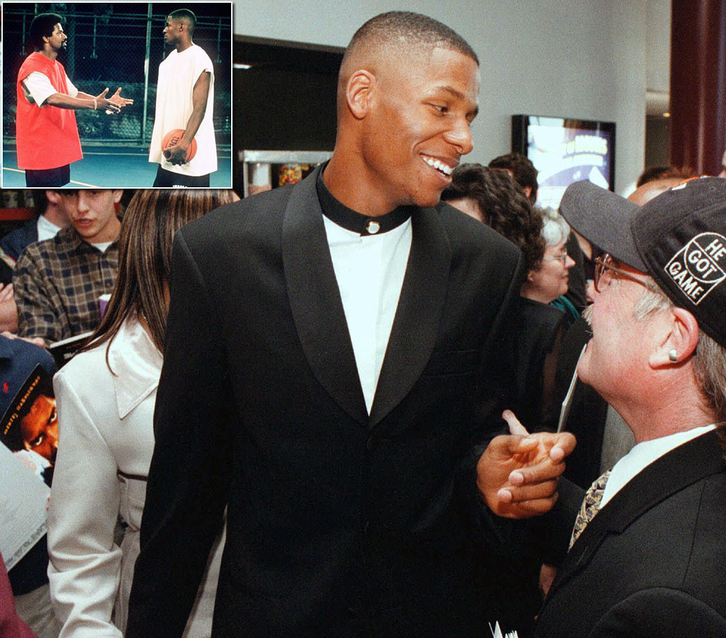 "Allen was one of the few athletes to achieve critical acclaim for his on-screen work. Critic Roger Ebert praised Allen for his role of Jesus Shuttlesworth in Spike Lee's ""He Got Game,"" remarking Allen ""is that rarity: an athlete who can act."" The Heat guard returned to the big screen in 2001 as Marcus Blake in ""Harvard Man."""