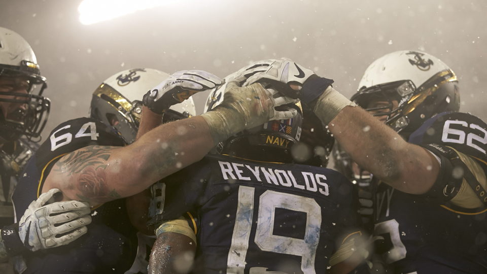 Navy QB Keenan Reynolds will take a different journey from most NCAA quarterbacks in their offseason training regimen, hopefully giving him an edge on the football field.