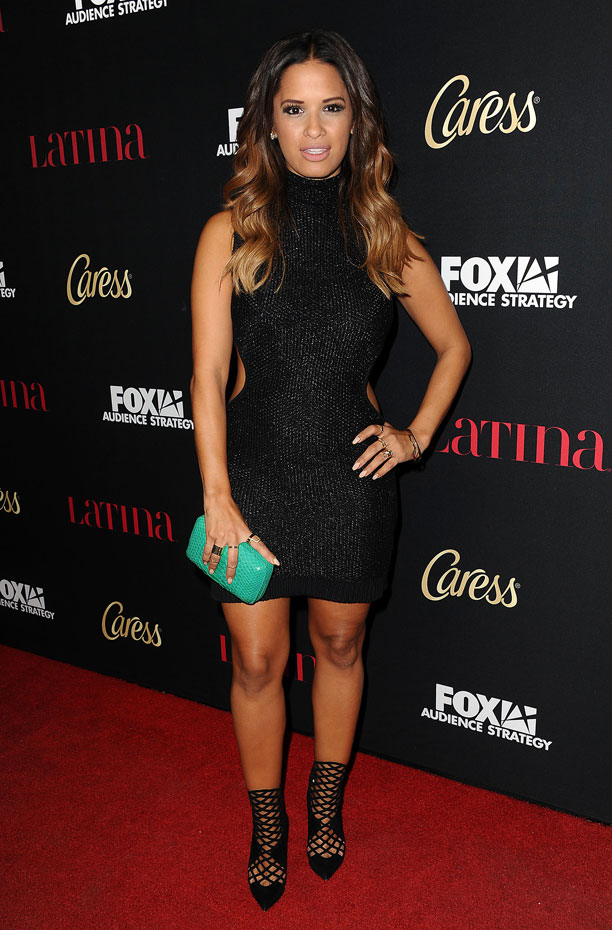 Rocsi Diaz :: Getty Images