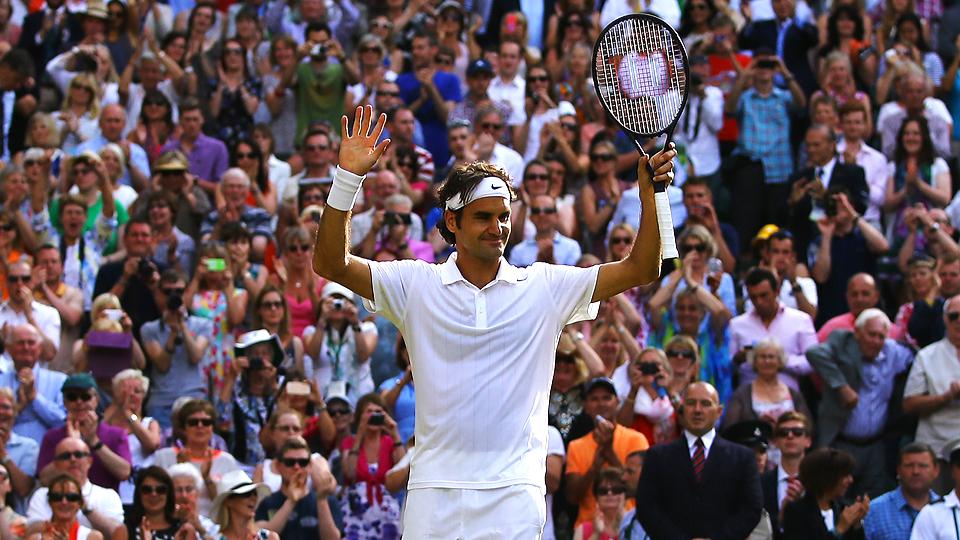 Roger Federer will face Novak Djokovic for an unprecedented ninth Wimbledon title.