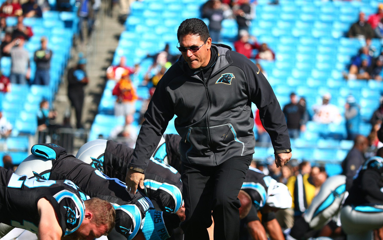 Nine seasons as a player under Ditka helped shape Rivera.
