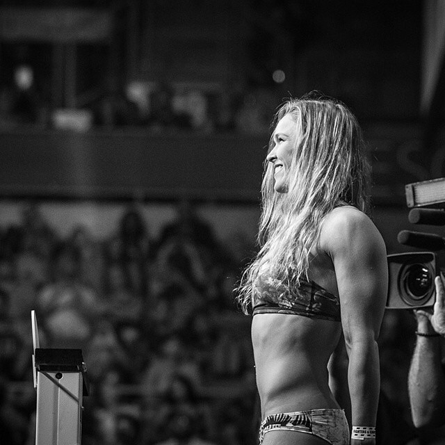 #regram via @ufc - last post before the fight - was so cool to make weight in front of such passionate @ufc fans. Can't wait to amaze and entertain you all tomorrow