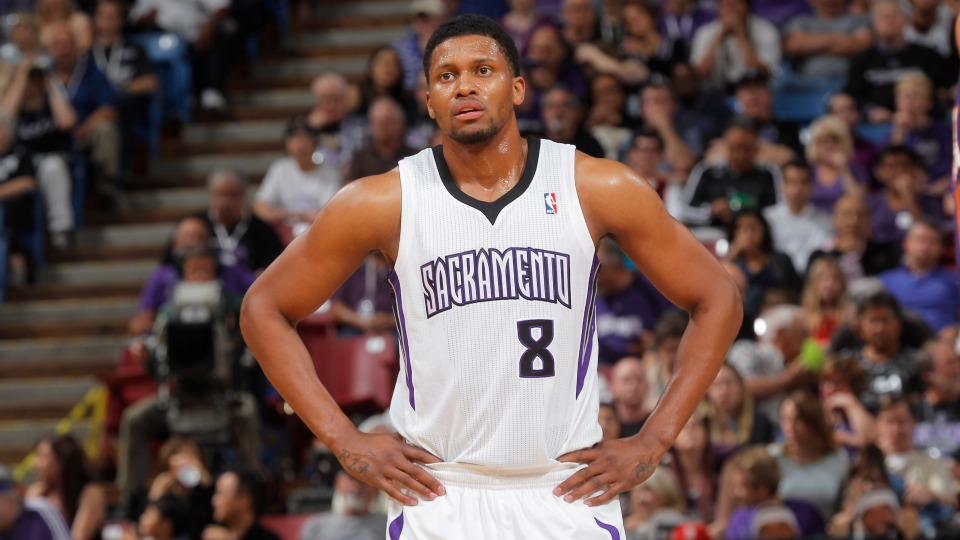 Rudy Gay averaged 20.1 points per game after joining the Kings last season.