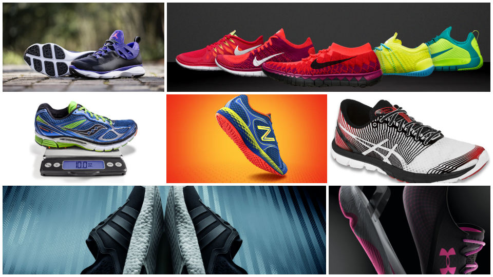 With the spring season upon us, we bring you through the latest trends and technology behind the top running shoes in the industry.