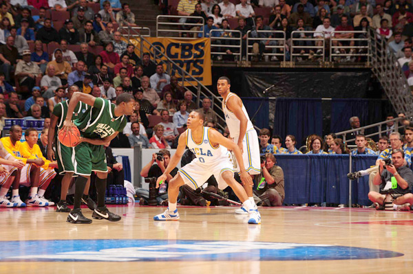 2008 NCAA West Regional Playoffs (Michael Clark and Russell Westbrook)
