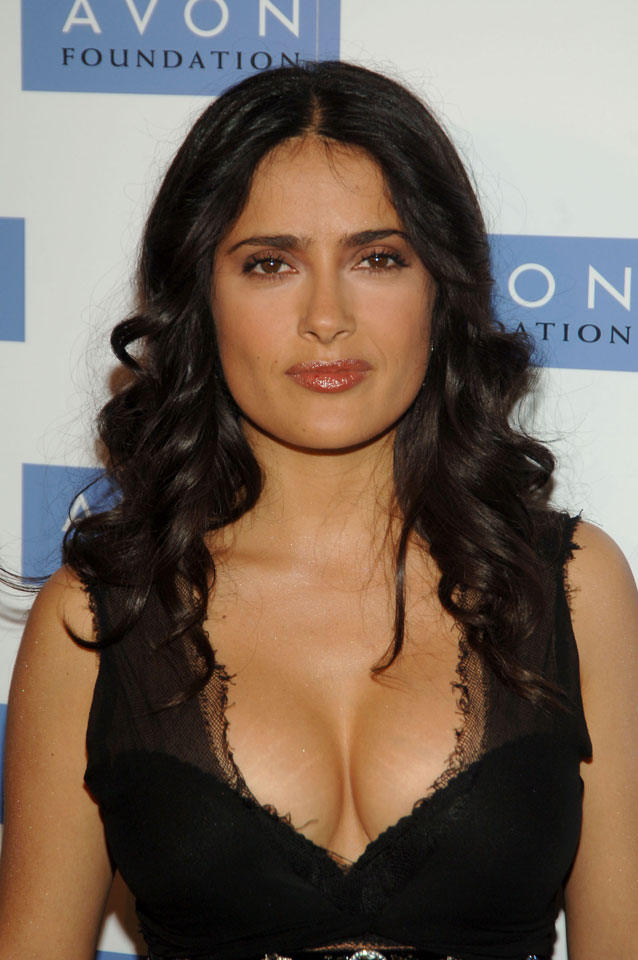 Salma Hayek :: Getty Images