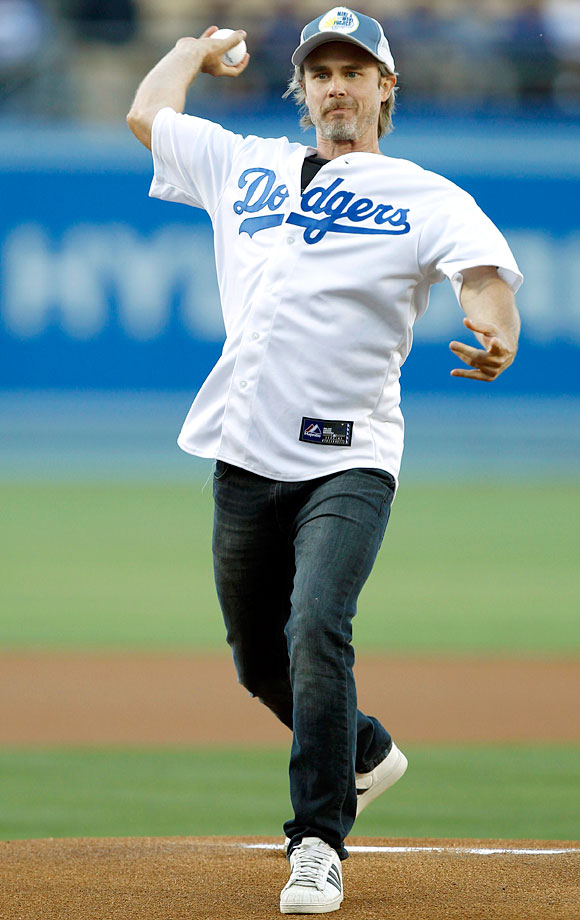 June 16 at Dodger Stadium in Los Angeles