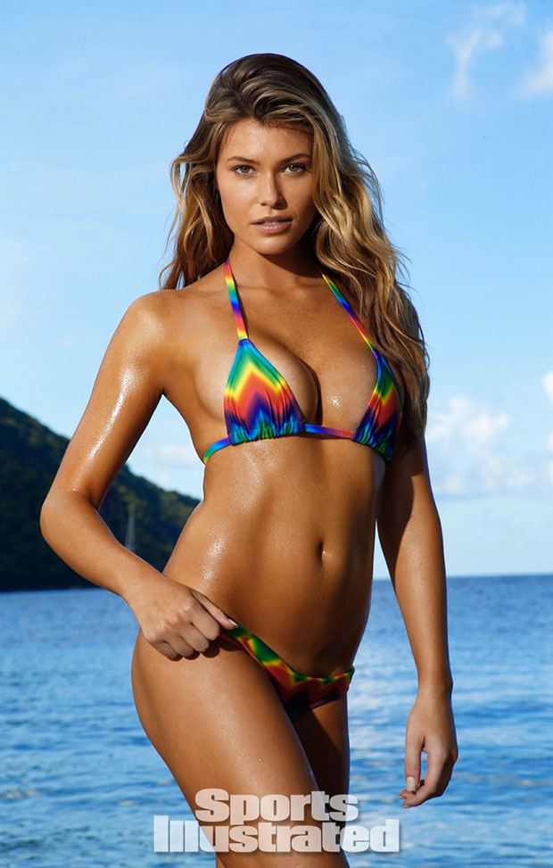 St. Lucia, SI Swimsuit 2014
