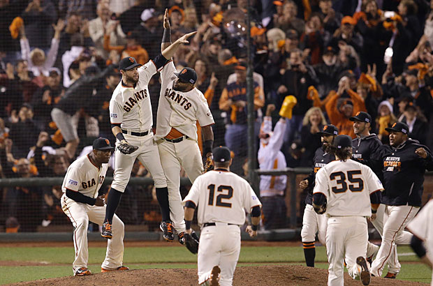 San Francisco Giants :: AP