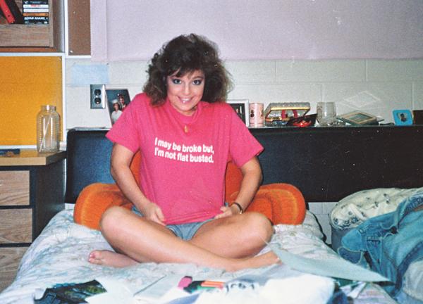 Sarah Palin (University of Idaho, 1986) :: AP