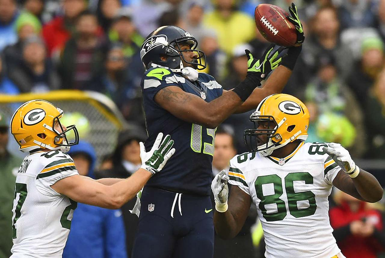 After the ball bounced off Bostick's head, Chris Matthews recovered it. The Seahawks scored less than a minute later to take a 22-19 lead.