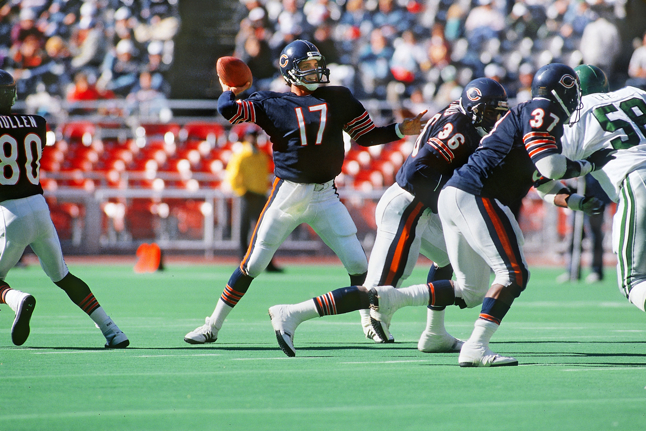 "Payton played just three games for Ditka as ""Spare Bear"" replacement player during the 1987 strike, but the coach's style sunk in."
