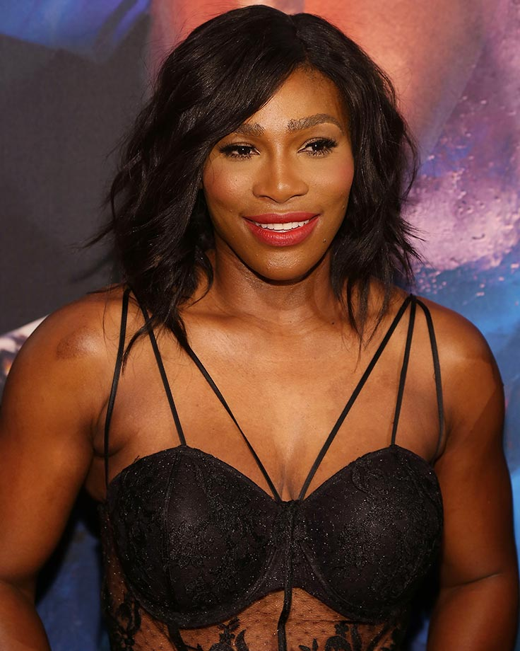 Serena Williams was named Sportsperson of the Year by SI and accepted the award during a celebration on Dec. 15 at Pier Sixty at Chelsea Piers.