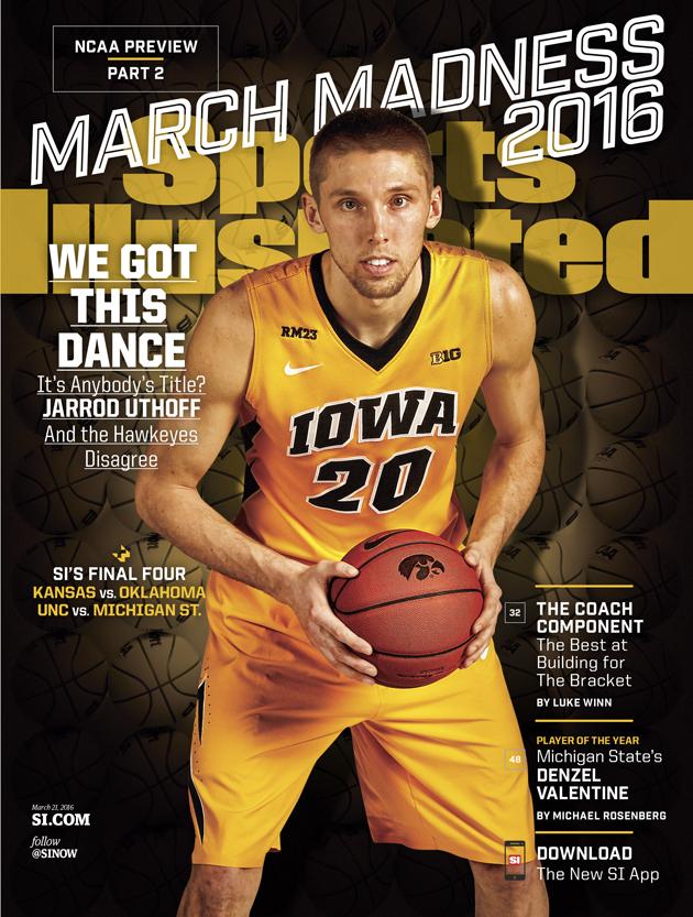 March Madness Iowa OSU UNC UConn On Sports Illustrated