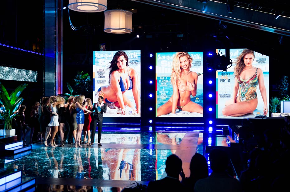 2016 SI Swimsuit Models